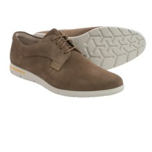 Clarks Denner Motion Oxford Shoes (For Men) in Brown Suede - Closeouts
