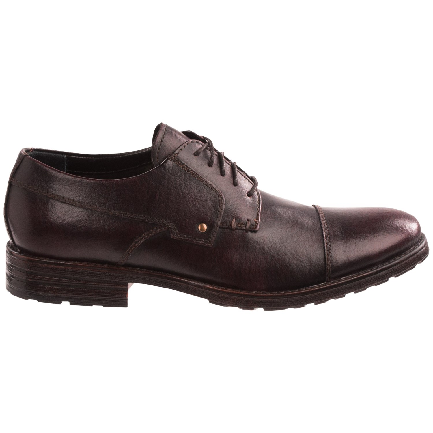 clarks denton cap toe shoes for 7653k save 35