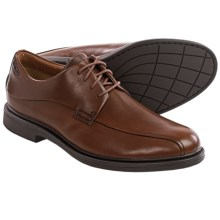 Clarks Drexlar Way Leather Shoes - Oxfords (For Men) in Tan Leather - Closeouts