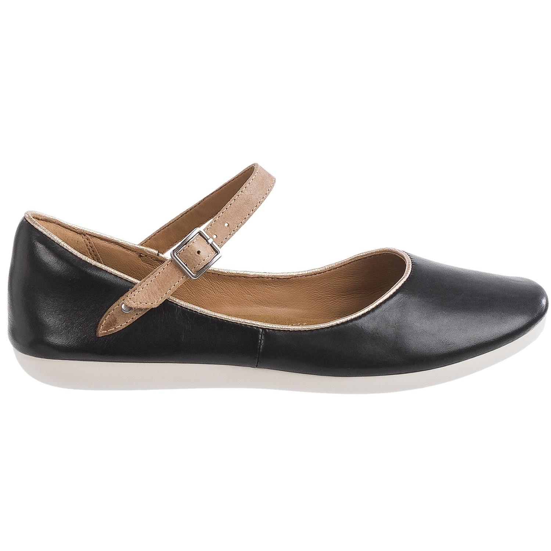 Clarks Black Mary Jane Shoes