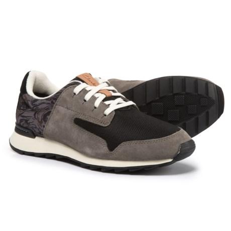 Clarks Floura Mix Sneakers (For Women) in Grey Combi