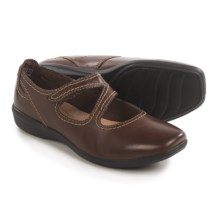 Clarks Haydn Pond Mary Jane Shoes - Leather (For Women) in Brown Leather - Closeouts