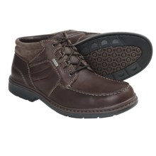 Clarks Hillside Gore-Tex® Boots - Waterproof, Leather (For Men) in Brown - Closeouts