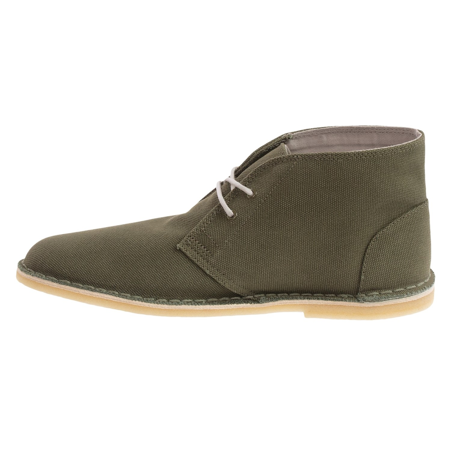 9735y 5 clarks jink desert boots canvas for