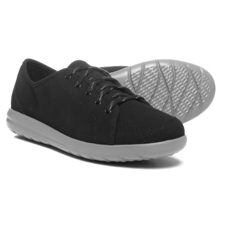 Clarks Jocolin Gia Sneakers (For Women) in Black Textile