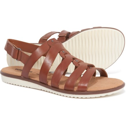 6aa4809dd Clarks Kele Jasmine Sandals - Leather (For Women) in Brown Leather
