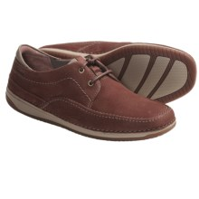 Clarks Killick Shoes - Nubuck (For Men) in Rust Nubuck - Closeouts
