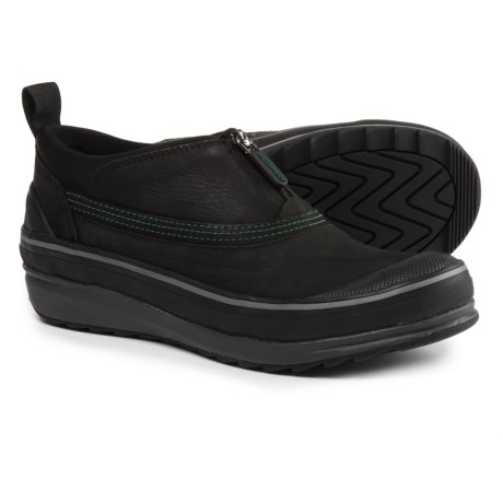 Image of Clarks Muckers Ruck Leather Rain Shoes - Waterproof, Insulated (For Women)