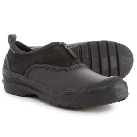Clarks Muckers Trail Shoes (For Women) in Black Nubuck - Closeouts