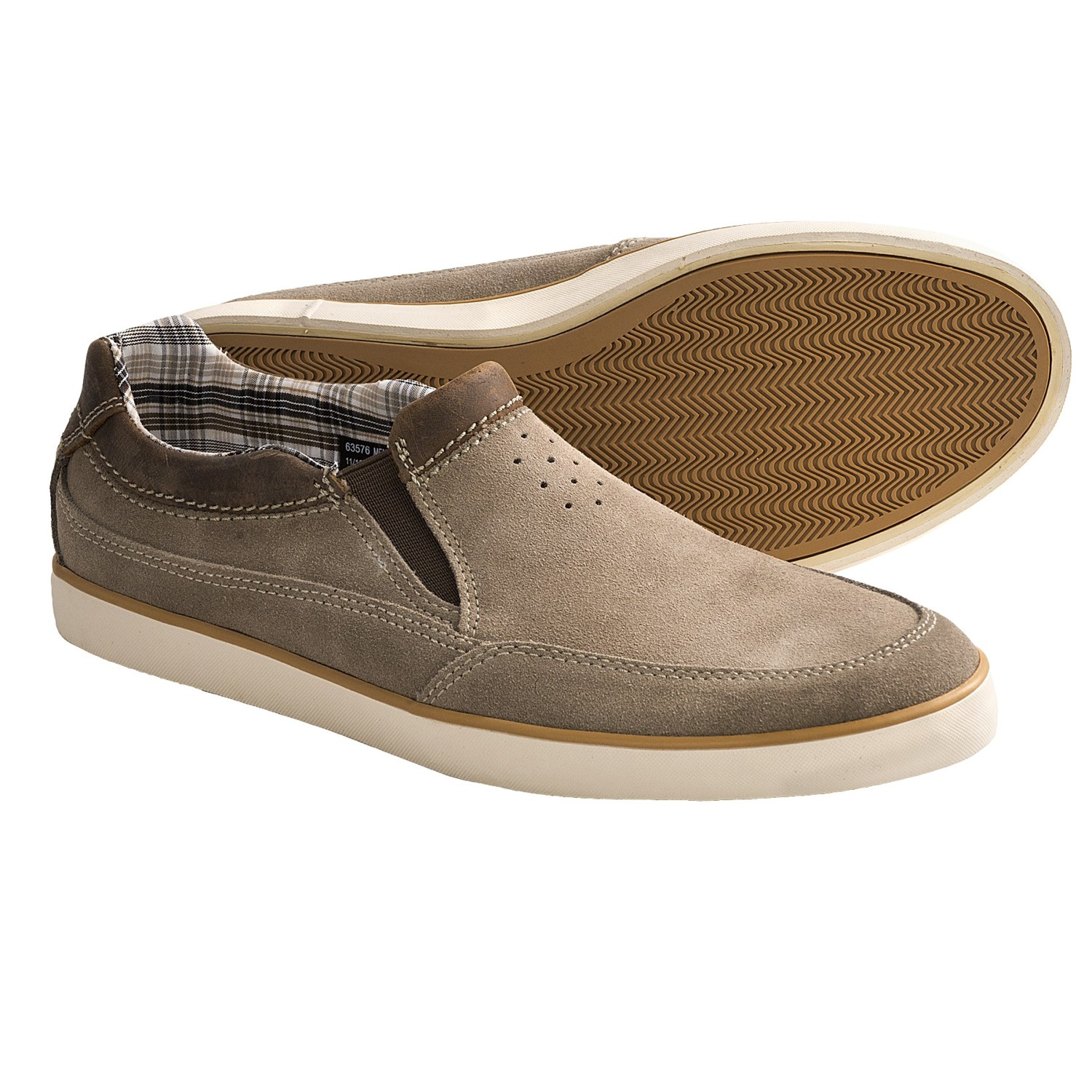 Clarks Munson Slip On Shoes Suede For Men Save 25