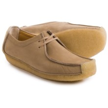 Clarks Originals Natalie Shoes - Nubuck (For Men) in Sand Nubuck - Closeouts
