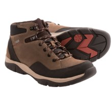 Clarks Rampart On Gore-Tex® Boots - Waterproof (For Men) in Brown Nubuck - Closeouts