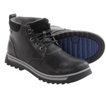 Clarks Ripway Hill Gore-Tex® Boots - Waterproof, Leather (For Men) in Black Leather - Closeouts