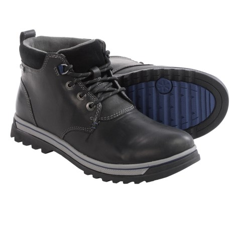 Clarks Ripway Hill Gore Tex(R) Boots Waterproof, Leather (For Men)