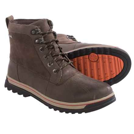 Clarks Ripway Trail Gore-Tex® Boots - Waterproof, Leather (For Men) in Mushroom Leather - Closeouts