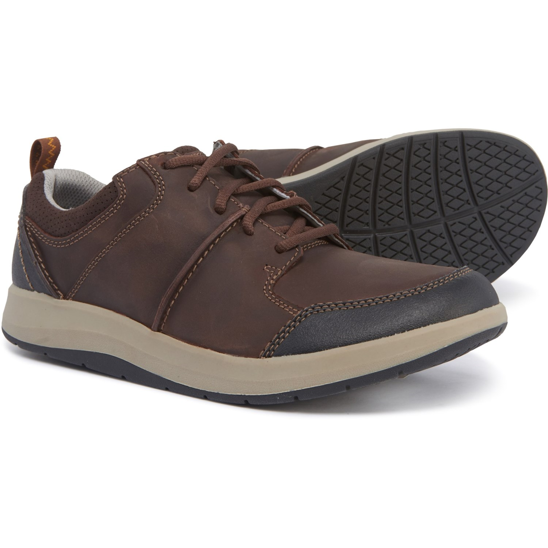 Clarks Shoda Stride Shoes (For Men) Save 25%