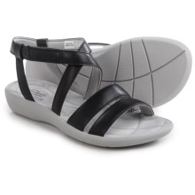 Clarks Sillian Spade Sandals (For Women) in Black - Closeouts