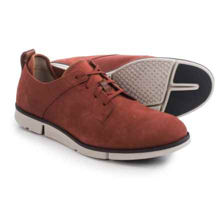 Clarks Trigen Walk Shoes - Nubuck (For Men) in Rust Nubuck - Closeouts