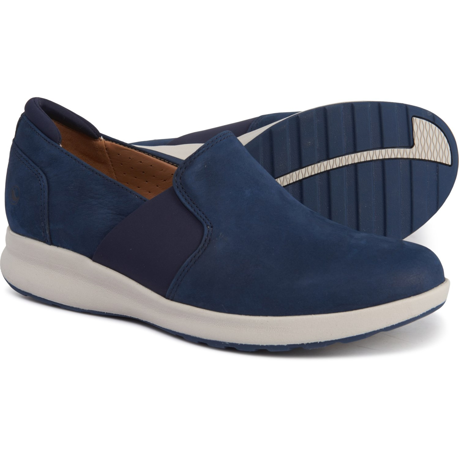 Clarks Un Adorn Step Shoes Leather (For Women)