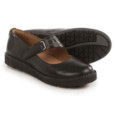 Clarks Un Briarcrest Mary Jane Shoes - Leather (For Women) in Black - Closeouts