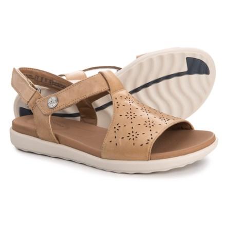 ef15955548d5 Clarks Un Reisel Mae Sandals - Leather (For Women) in Light Tan