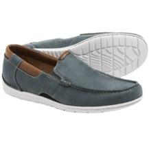 Clarks Un.Graysen Free Loafers - Nubuck (For Men) in Denim - Closeouts