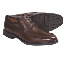 Clarks Un.Nordic Oxford Shoes - Leather (For Men) in Brown Leather - Closeouts