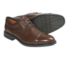 Clarks Un.Olaf Oxford Shoes - Leather (For Men) in Brown Leather - Closeouts