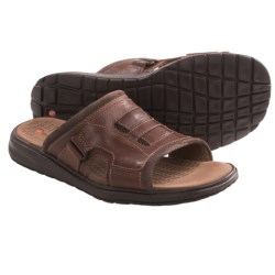 Clarks Un.Taino Sandals (For Men) in Brown Leather