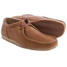 Clarks Wallabee Run Leather Shoes (For Men) in Tan Leather - Closeouts