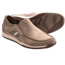 Dunham Blair Men's Casual Slip-on (Brown Smooth