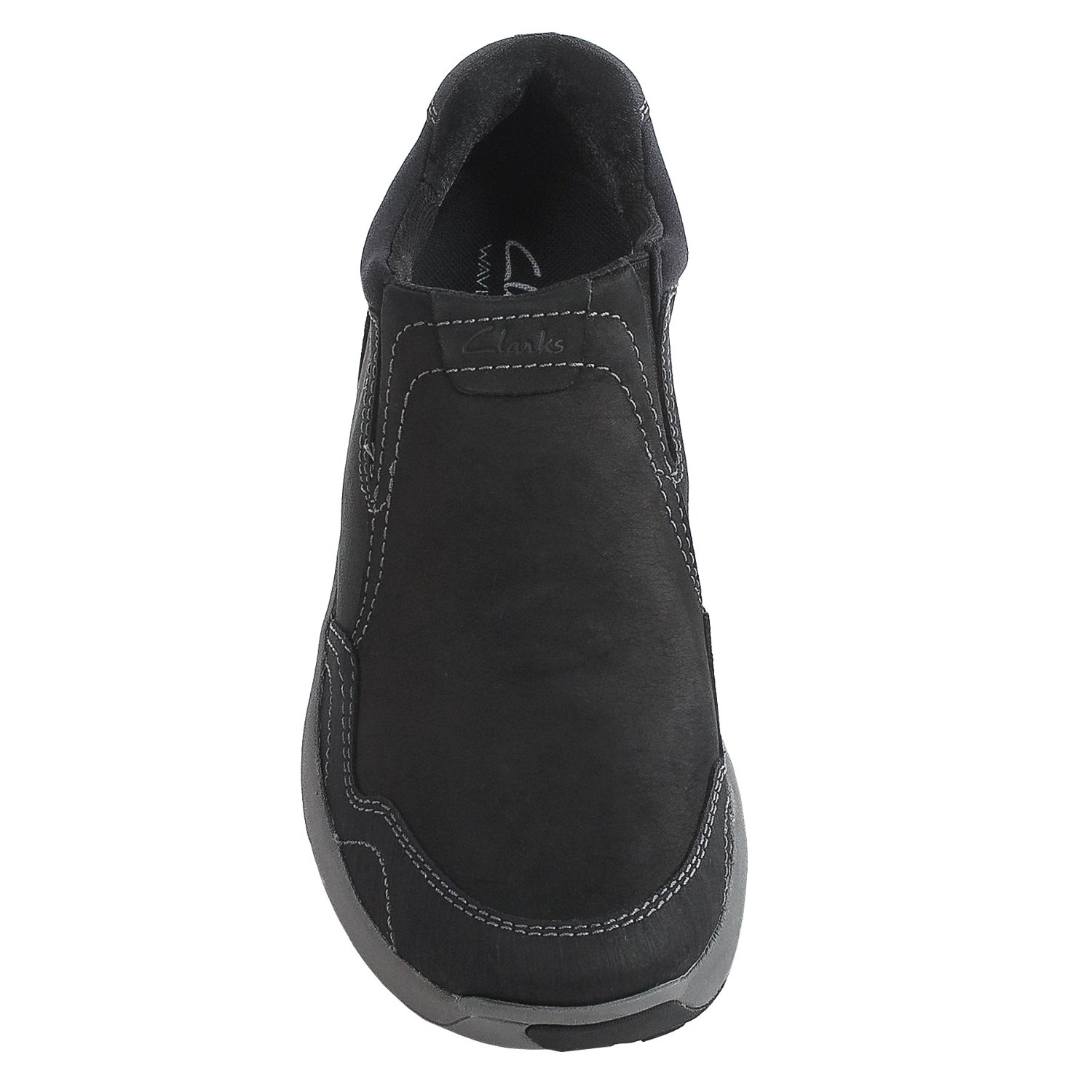 Clarks Wave Post Shoes Slip Ons For Men
