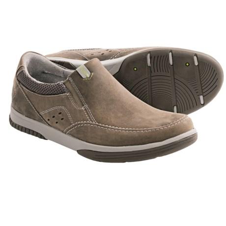 Clarks Wavecamp Easy Shoes - Slip-Ons