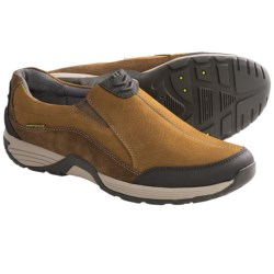Clarks Wave.Frontier Slip-On Shoes (For Men) in Tan Nubuck