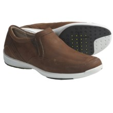 Clarks Wave.Rapid Shoes - Slip-Ons (For Men) in Brown Nubuck - Closeouts