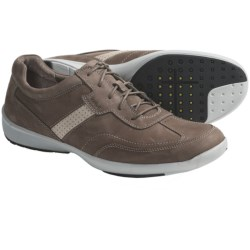 Clarks Wave.Tram Shoes - Lace-Ups (For Men) in Off White Nubuck