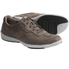 Clarks Wave.Tram Shoes - Lace-Ups (For Men) in Olive Nubuck - Closeouts