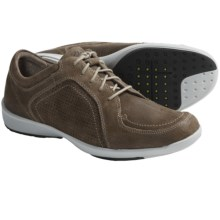 Clarks Wave.Transit Shoes - Lace-Ups (For Men) in Taupe Suede - Closeouts