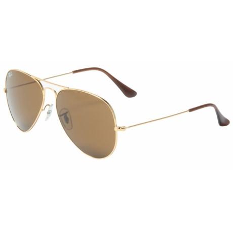 Image of Classic Aviator Sunglasses