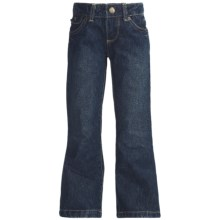 Classic Bootcut Jeans (For Boys) in Blue - 2nds