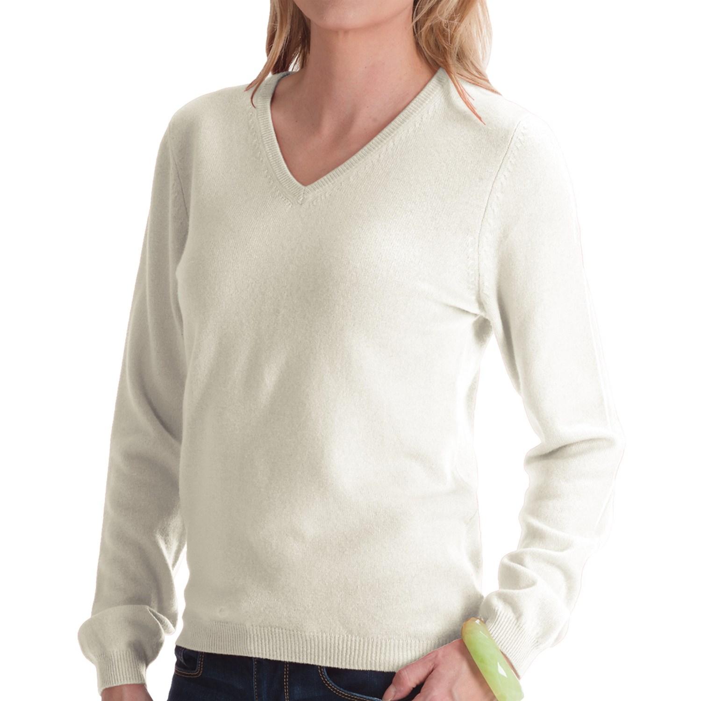 Classic Cashmere Sweater 21