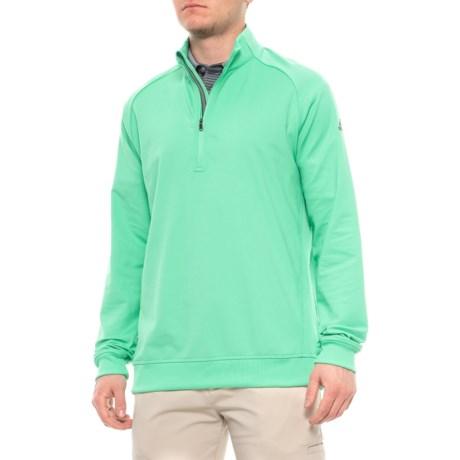 Image of Classic Club Sweatshirt - Zip Neck (For Men)