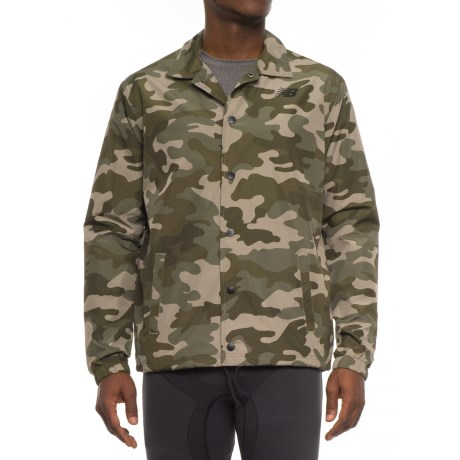 Image of Classic Coaches Jacket (For Men)