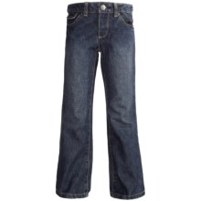 Classic Denim Straight-Leg Jeans (For Boys) in Blue - 2nds