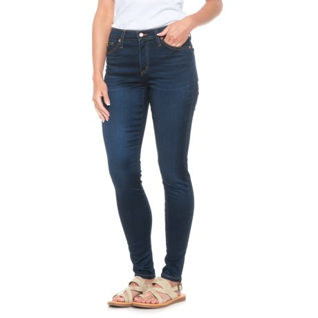 Image of Classic High-Rise Skinny Jeans (For Women)