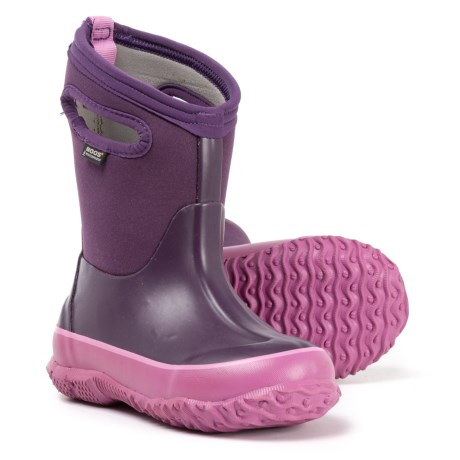 Image of Classic Neoprene Boots - Waterproof, Insulated (For Girls)