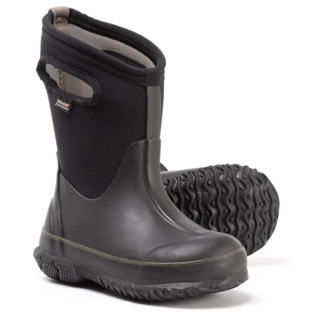 Image of Classic Neoprene Short Boots - Waterproof, Insulated (For Boys)