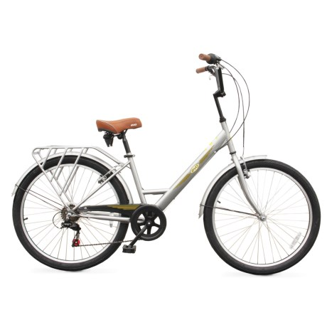 Image of Classic Step-Thru City Bicycle