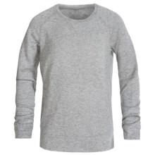 Classic Sweatshirt (For Little and Big Girls) in Grey - 2nds