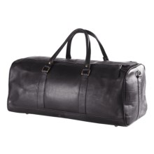 Clava Barrel Duffel Bag - Large in Black - Closeouts